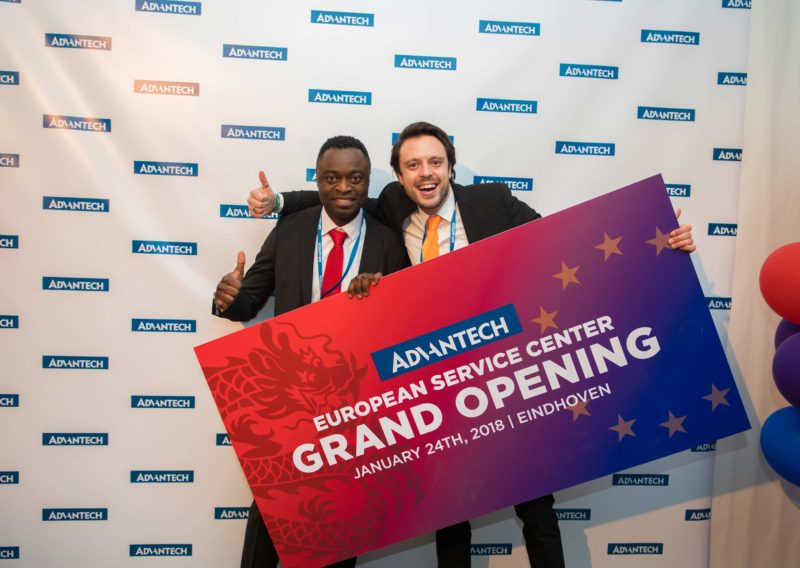 Grand Opening Advantech European Service Center