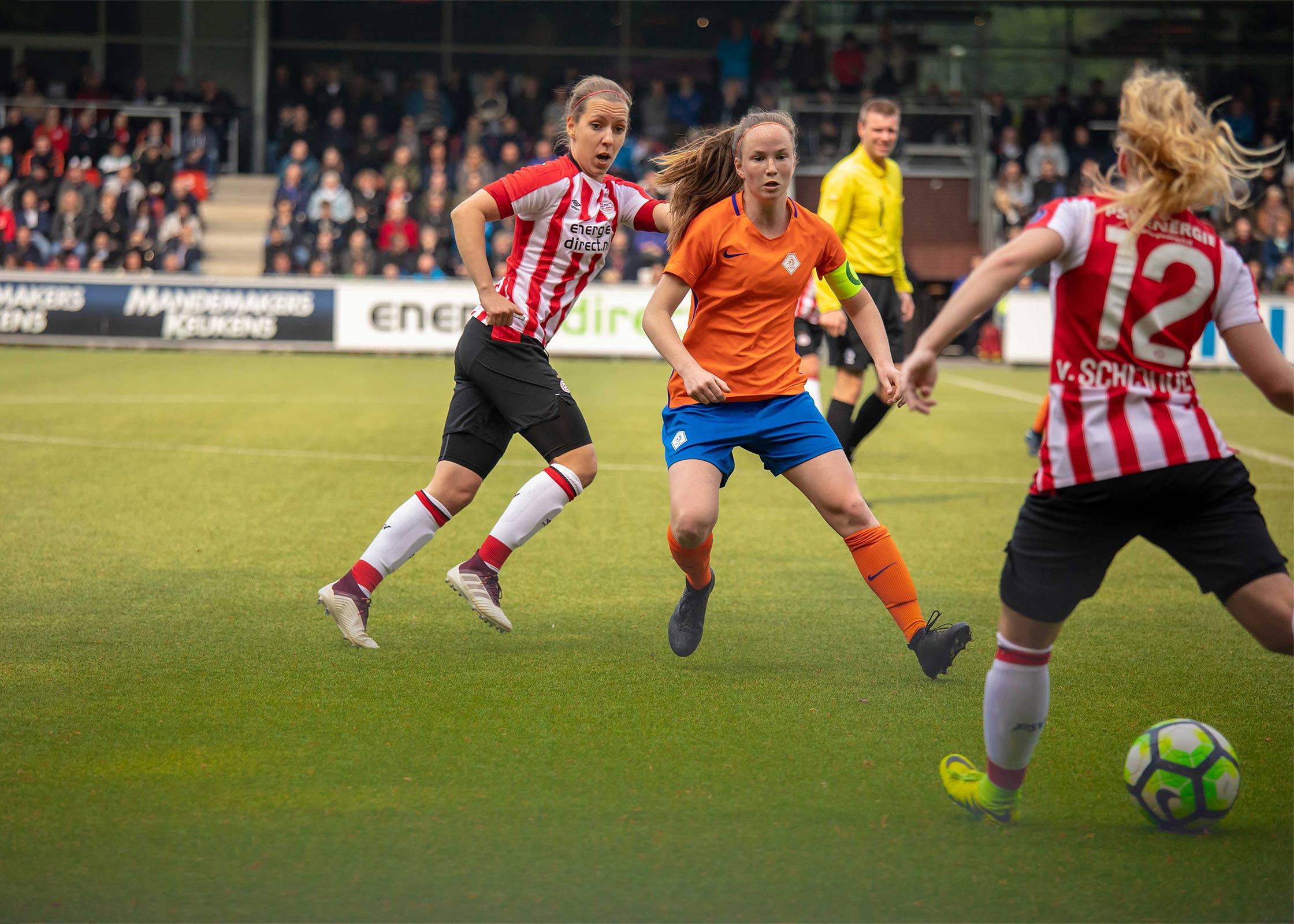 PSV - Jong Oranje 4